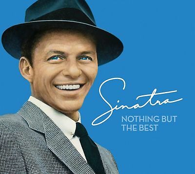 frank sinatra nothing but the best poster ebay