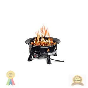 Outland Firebowl 883 Mega Outdoor Propane Gas Fire Pit | eBay on Outland Gas Fire Pit id=63162