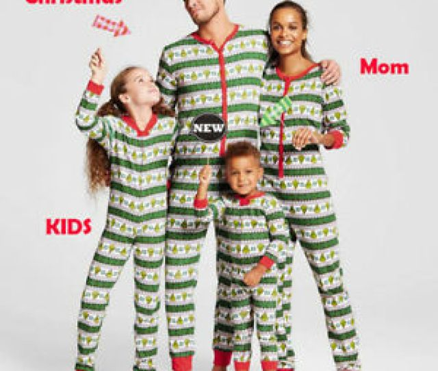 Image Is Loading Family Matching Kids Womens Christmas Pajamas Pjs Sets