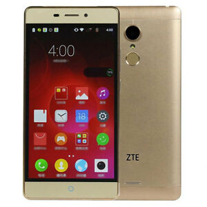ZTE V5 Pro 5.5 inch Fingerprint 2GB RAM 16GB ROM 615 Octa core Smartphone Unlock
