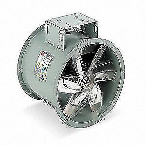 dayton 4c661 18 inch tubeaxial fan for sale online ebay
