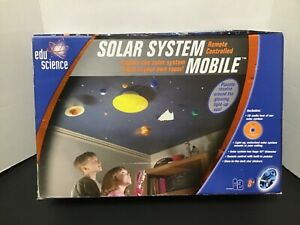 Edu Science Solar System In My Room Mobile Remote ...