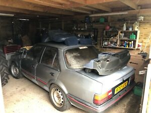 Ford escort Orion mk1 Classic project spares or repair barn find retro