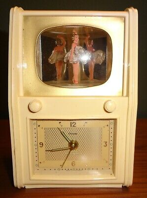 Music Box Alarm Clock Germany