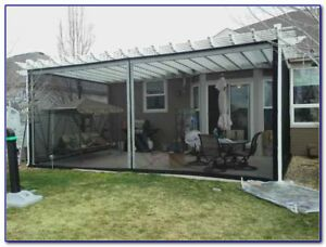details about mosquito net netting screen awning canopy patio enclosure new