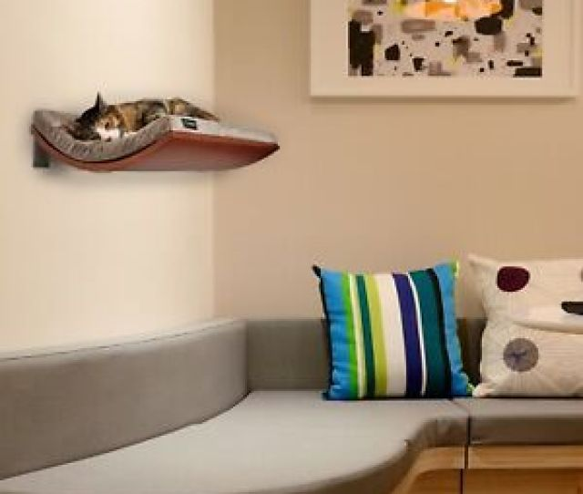 Image Is Loading Free Shipping U S Cat Perch Cat Bed Cat