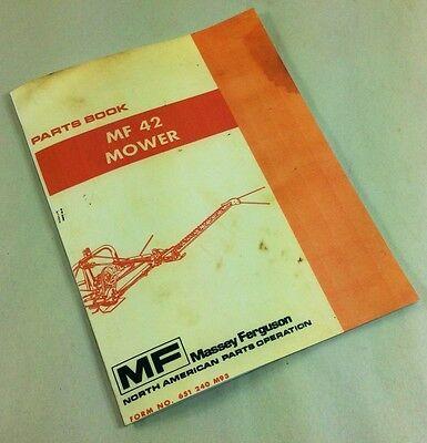 Massey Ferguson Mf 42 Mower Bar Sickle
