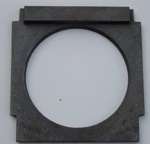 s l1600 - Appliance Repair Parts Ash Pit Ashpit Top Plate for RAYBURN Royal SPARE PARTS - OLD TYPE