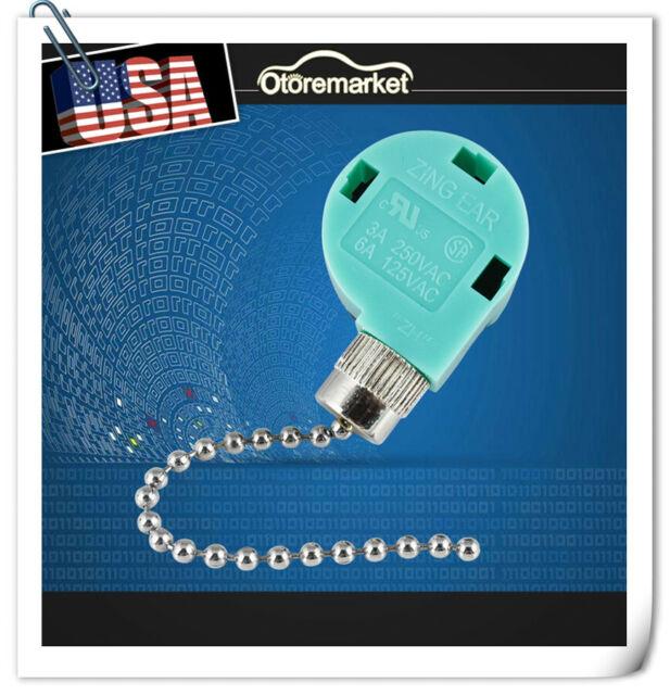 Ceiling Fan Chain Switch 4 Wire