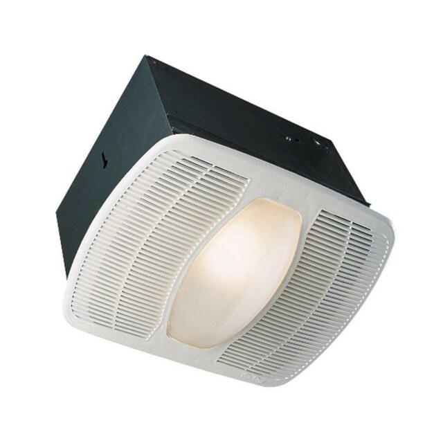 Bathroom Exhaust Heater Light Fan