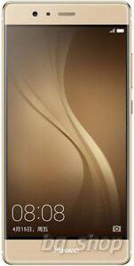 "Huawei P9 Plus Gold Dual SIM 128GB Octa Core 5.5"" 12MP 4GB RAM Phone By FedEx"