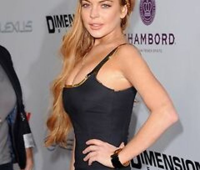 Hot Sexy Lindsay Lohan  X Glossy Photo Picture