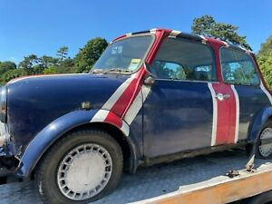 1986 Classic Mini Mayfair, 3 owners, 52K miles THIS IS A FULL ON RESTO PROJECT