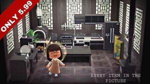 ACNH Japanese Kitchen Animal Crossing | eBay on Kitchen Items Animal Crossing  id=29616