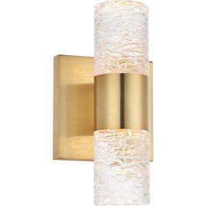 CRYSTAL WALL SCONCE MODERN BATHROOM VANITY BEDROOM ... on Crystal Bathroom Sconces id=25936