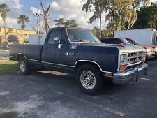 1989 Dodge Other Pickups D250 Cummins Diesel Inline 6 Truck