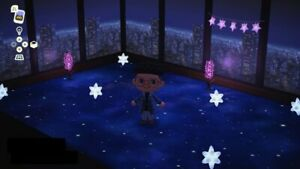 Animal Crossing New Horizons Package: Galaxy Floor ... on Animal Crossing New Horizons Living Room  id=68976
