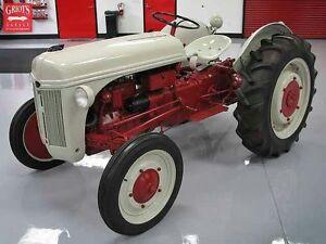 19391953 FORD 2N 8N 9N Tractor Manuals SERVICE REPAIR