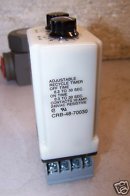 Potter Brumfield Crb 48 Cycle Timer W 27e122 Bas