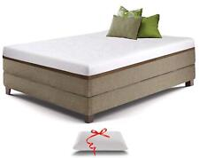 lucid advanced memory foam pillow with