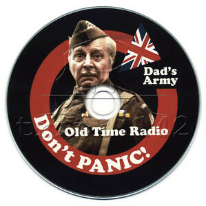 Dad's Army (OTR) Old Time Radio (MP3 CD) 77 Complete ...