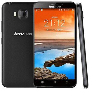 "Lenovo A916 4G LTE Mobile Phone Android 5.5"" Dual SIM 1GB RAM 8GB ROM 13MP"