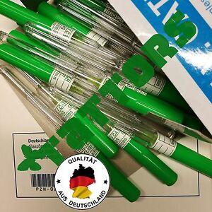 50 Sterile Piercing Nadeln, Kanülen, Piercingnadeln G18 18G TATTORS®med EU