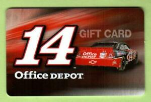 In this digital world, all it takes is a savvy way to search sites online. Office Depot Racing 14 Nascar 2010 Gift Card 0 Ebay