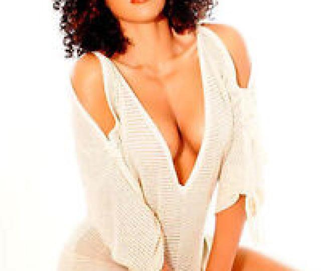 Image Is Loading Layla Wwe Divas Sexy White Shirt Photo