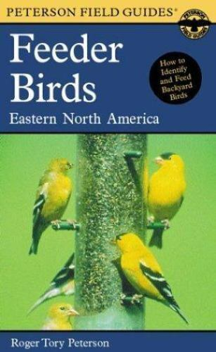Peterson Field Guide to Feeder Birds of Eastern North America, Proctor, Noble, P