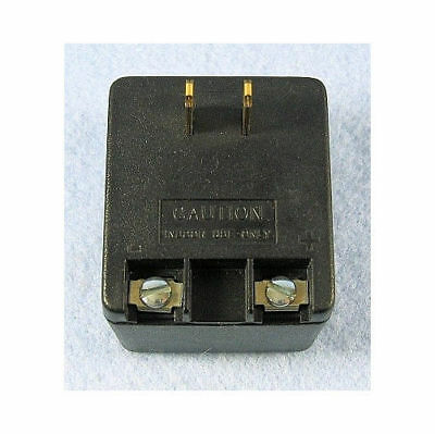 12 Volt Dc 100ma Power Supply Wall Adapter Screw Terminals