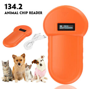 Mini RFID ISO FDX-B Animal Pet Microchip Recognition ...