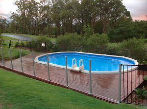 Heavy Duty Above Ground Pool Liner 500 Micron Ebay