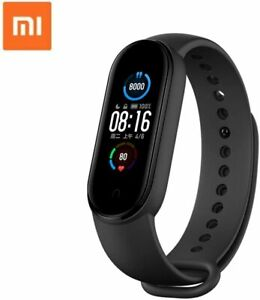 Original 2020 Xiaomi Mi Band 5 Smart Fitness Sport Bracelet 5ATM - US Shipping