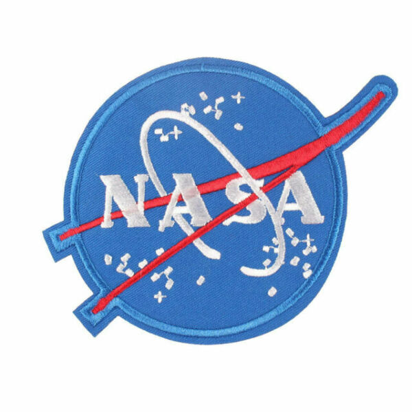 NASA Space Embroidery Iron on Patch Badge for sale online ...
