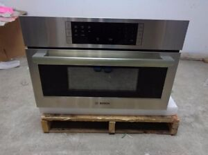 details about new bosch 500 series mb50152uc 30 built in microwave convection oven 850