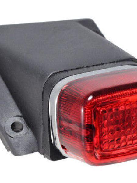 fanalino posteriore di ricambio supporto gomma Yamaha TT 350 / 600 59x