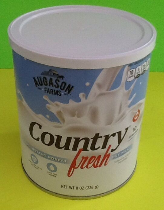 Augason Farms Country Fresh Dry Milk Emergency Food Storage Survival Prepper 2