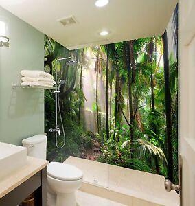 Ampia scelta e consegna rapida in tutta italia. 3d Sun Green Jungle 64 Wallpaper Bathroom Print Decal Wall Deco Aj Wallpaper Uk Ebay