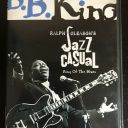 B.B. King: Ralph Gleason's Jazz Casual: King of the Blues (DVD, 2000) Like New