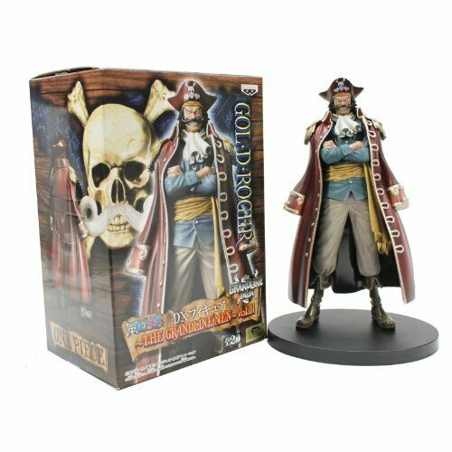 banpresto one piecex figure the grandline men vol11 goal roger d ship from japan