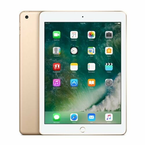 Brand-New-Apple-iPad-9-7-034-WiFi-Version-128-GB-Genuine-With-Apple-warranty-Gold
