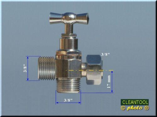 bricolage robinet 3 voies hemorroide ablution lavement douchette wc togao