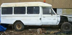 Landcruiser troopy hj 75 series 1988, Project or make great camper