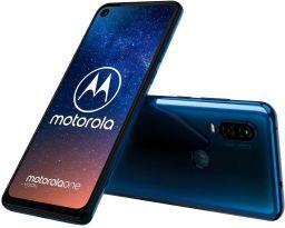 MOTOROLA One Vision 6,3 Zoll 128 GB DualSIM 4 GB RAM 48 MP Kamera blau B-WARE