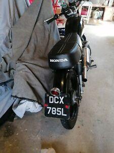 Barn find classic Honda oily rag condition 1970