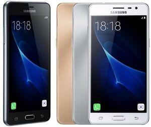 "Samsung Galaxy J3 Pro J3110 (2017) Dual Sim (FACTORY UNLOCKED) 5.0"" Gold Silver"