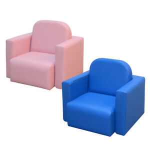 details about kids mini sofa 3 in 1 table chair set armchair seat relax children girl boys