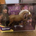Breyer Xena Warrior Princess Horse Argo For Sale Ebay