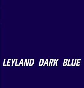 Leyland Dark Blue Agricultural Tractor Machinery Construction Enamel Gloss Paint Ebay